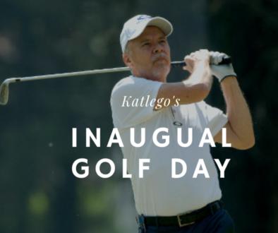 Katlego's Inaugural Golf Day